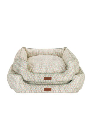 Washable Provence Rose Large Dog Bed by Cath Kidston®