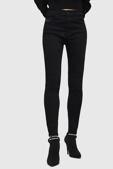 Diesel® Slandy High Skinny Fit Jeans