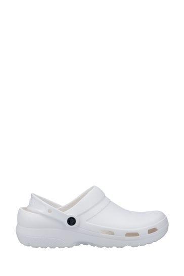 Crocs™ White Specialist Ll Vent Clogs