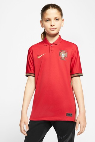 Nike Home Portugal Football Shirt