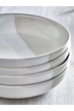 Ren Set of 4 Pasta Bowls