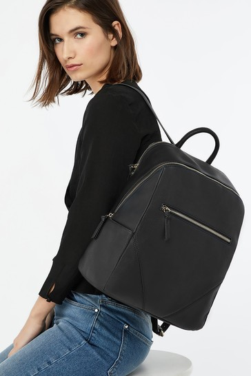 Accessorize Black Judy Backpack