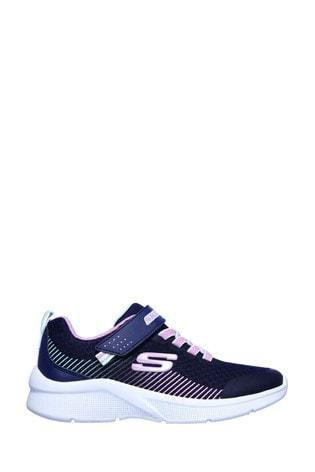 Skechers® Blue Microspec Trainers