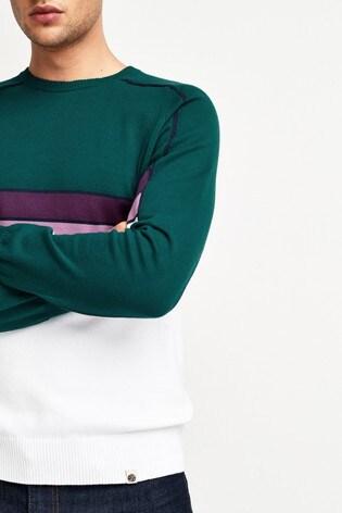 Pretty Green Albarn Knit Jumper