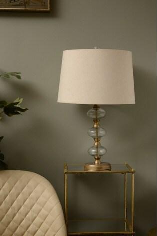 Libra Romana Antique Gold Bubble Lamp