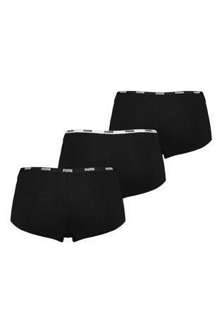 Puma® Mini Short Women's Underwear 3 Pack