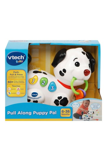 VTech Baby Pull Along Puppy Pal 502803