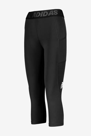 adidas Tech Fit 3 Stack 3/4 Leggings