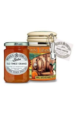 Orange Heritage Gift Set by Tiptree
