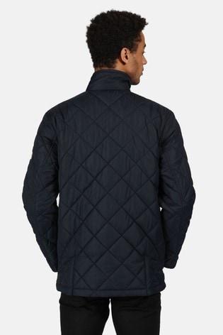 Regatta Blue Locke Quilted Jacket