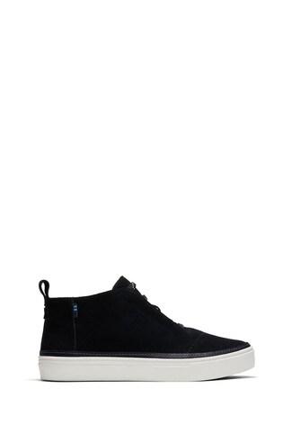 Toms Black Riley Sneakers