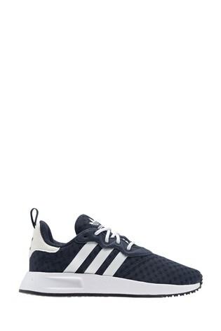 Buy adidas Originals Navy/White XPLR