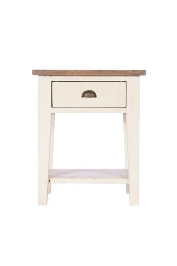 Cotswolds Lamp Table by Design Décor