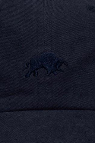 Raging Bull Navy Signature Baseball Cap