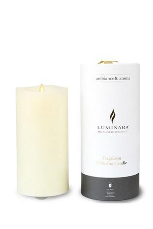 Luminara Living Flame Fragrance Diffusing Candle