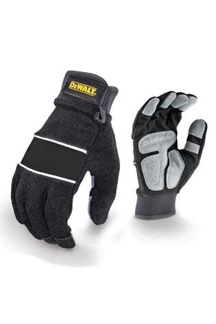 Dewalt Black Dpg215L Secure Fit Performance Glove