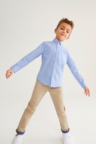 Baker by Ted Baker Boys Oxford Shirt