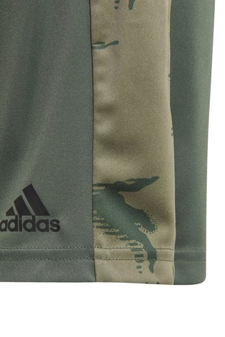 adidas Performance Khaki Camo Shorts
