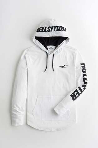 Hollister Iconic Hoodie T-Shirt