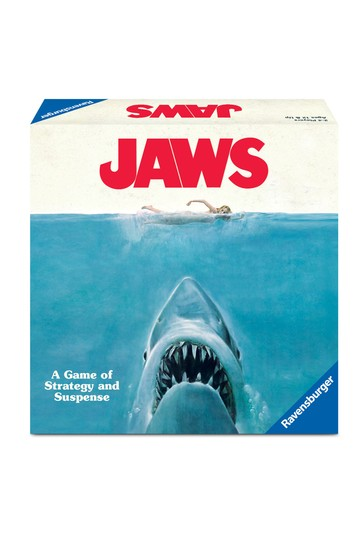 Ravensburger Jaws - A Game Of Strategy And Suspense