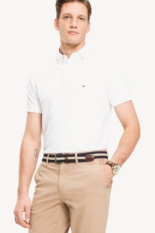 Tommy Hilfiger Core Premium Slim Fit Polo