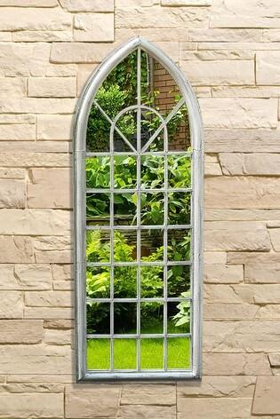 Trellis Garden Mirror by Charles Bentley