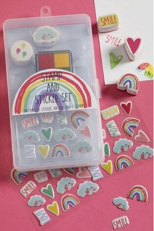 Rainbow Stamper Set