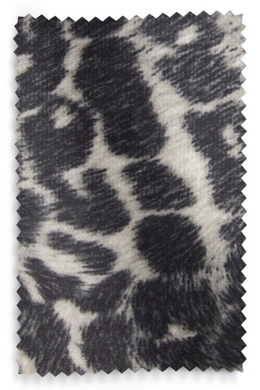 Opulent Velvet Animal Fabric Sample