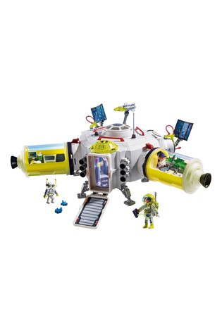 Playmobil® 9487 Mars Space Station Playset With Double Laser Shooter