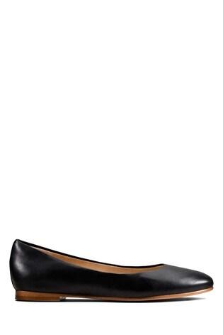 Clarks Black Grace Piper Shoes