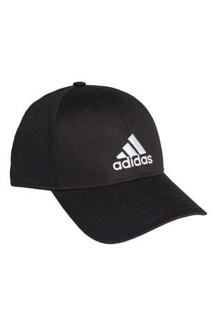 adidas Kids Black Baseball Cap