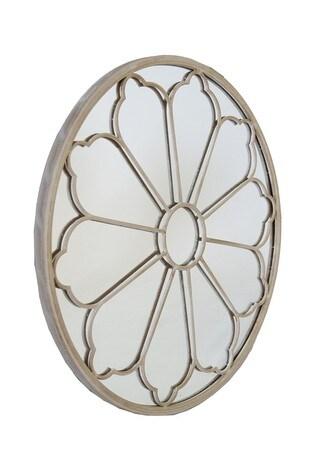 Garden Petal Mirror by Charles Bentley