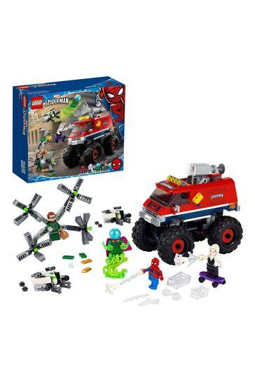 LEGO 76174 Marvel Spider-Man's Monster Truck vs Mysterio Toy