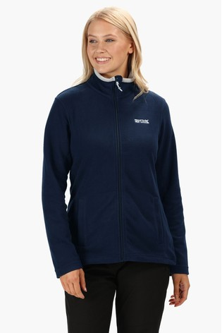 Regatta Clemance Full Zip Fleece Top