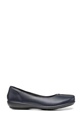 Hotter Robyn Slip-On Ballerina Shoes