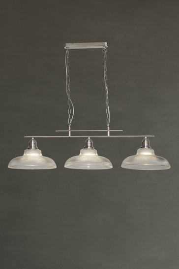 Willow 3 Light Ceiling Bar by Searchlight