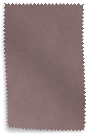 Opulent Velvet Heather Upholstery Fabric Sample