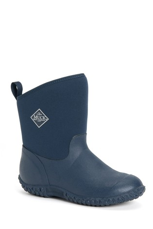Muckster II Mid Shearling Wellies