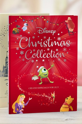 Personalised Disney™ Christmas Collection Book by Signature Book Publishing
