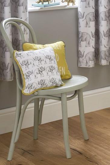 Sam Faiers Little Knightley's White Elephant Trail Cushion