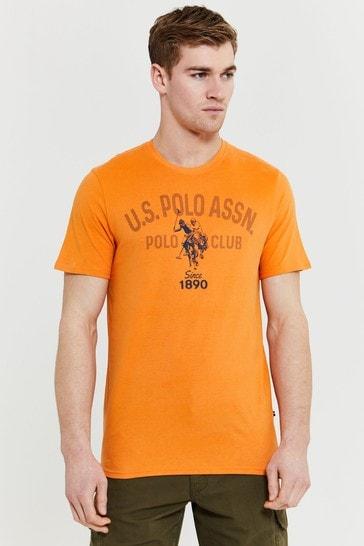US Polo Assn Dotty Graphic T-Shirt