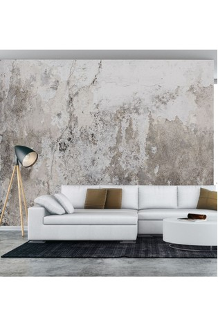 Eighty Two Distressed Replica Wall Mural