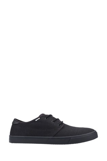 Toms Black Carlo Sneakers