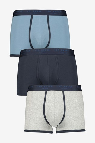 Ted Baker Multi Boxers Three Pack