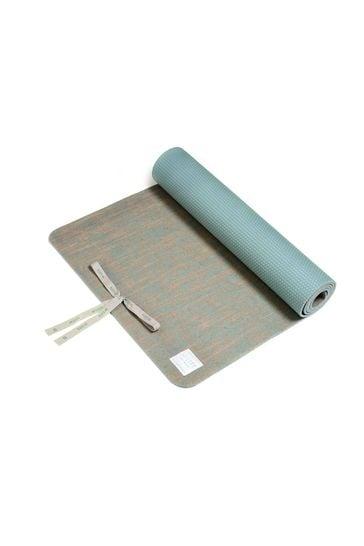 M-Life Linen Yoga Mat