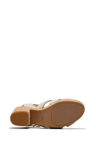 Toms Macadamia Leather Ava Sandals