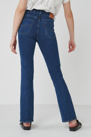 Levi's® 725 High Rise Boot Cut Jeans