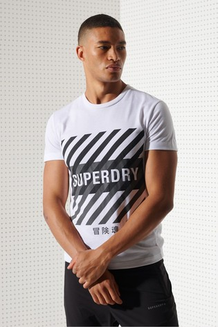 Superdry Training Coresport Graphic T-Shirt