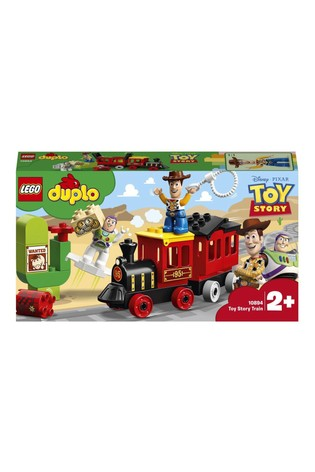 LEGO 10894 DUPLO Toy Story 4 Train Toy for Toddler