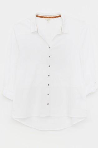 White Stuff White Park Jersey Shirt